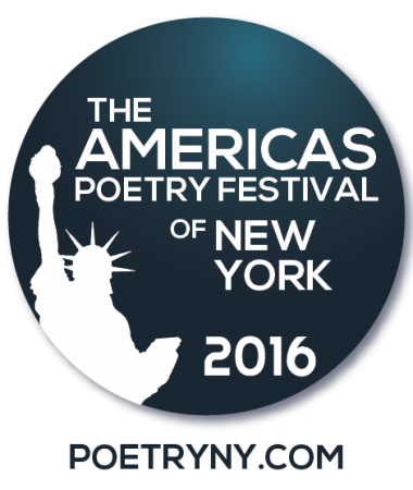 The Americas Poetry Festival 2016